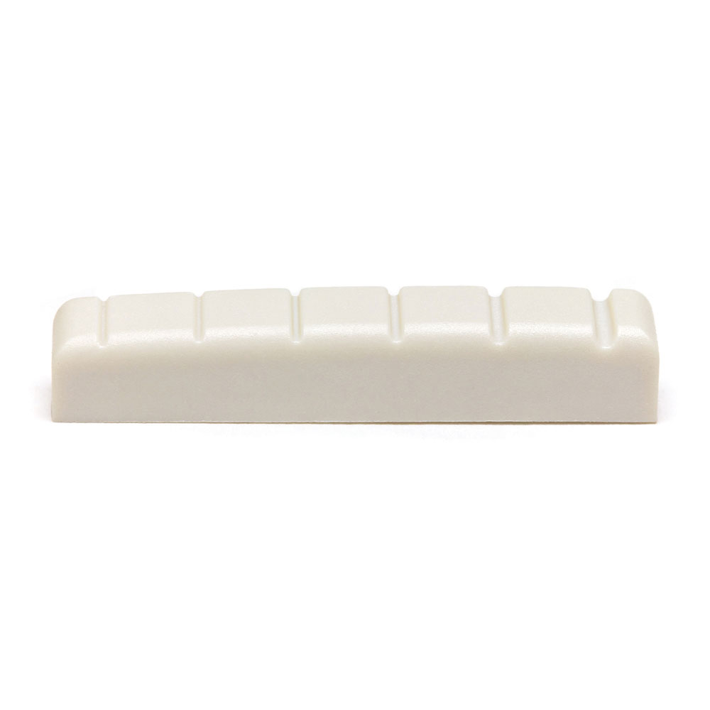 Graph Tech TUSQ 43 x 6 Slotted Nut (White)