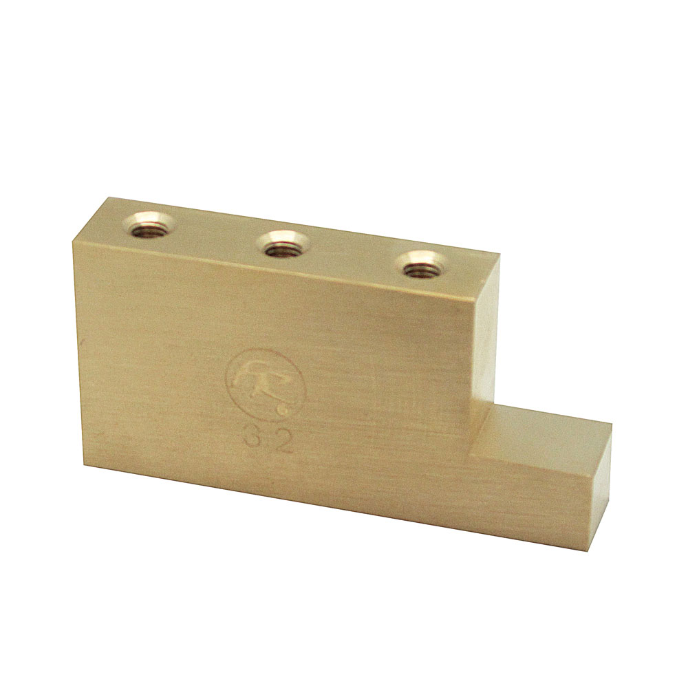 Floyd Rose Fat Brass L Shaped Tremolo Sustain Block (32 mm)