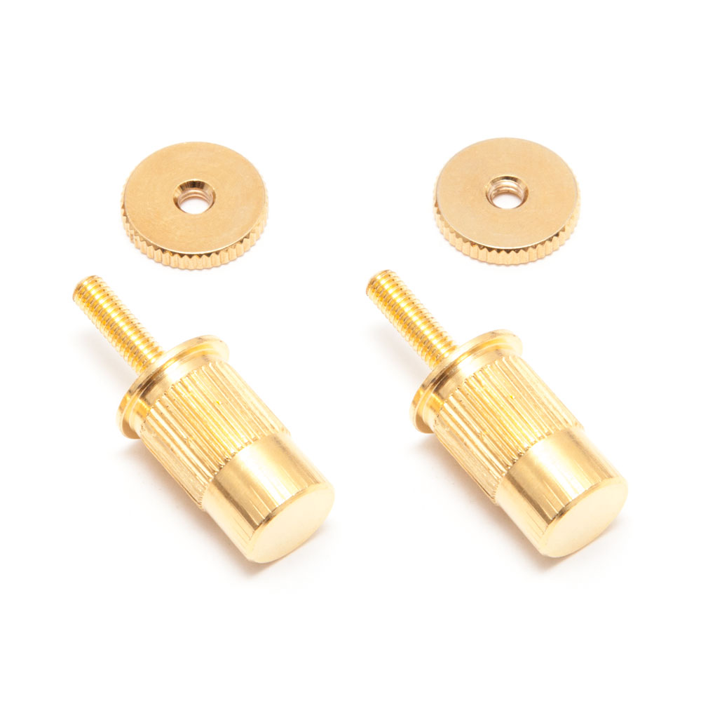 Faber E-sert Nashville Import Conversion Studs (Gold)