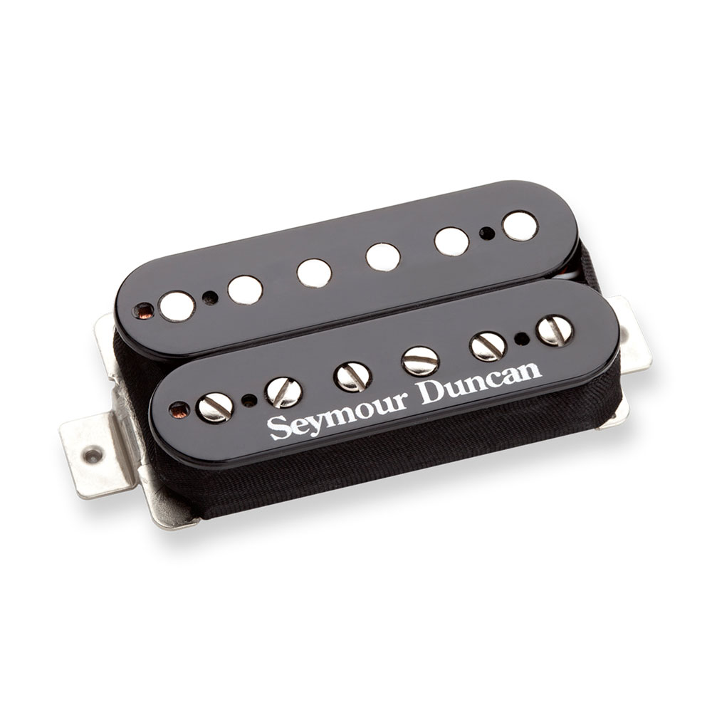 Seymour Duncan SH-6b Duncan Distortion Bridge Humbucker Pickup (Black)
