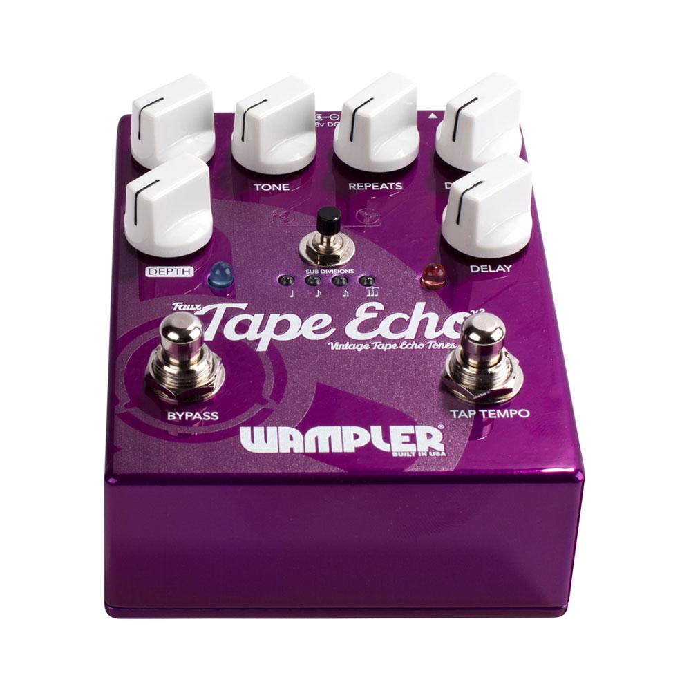 Wampler Faux Tape Echo v2 Pedal