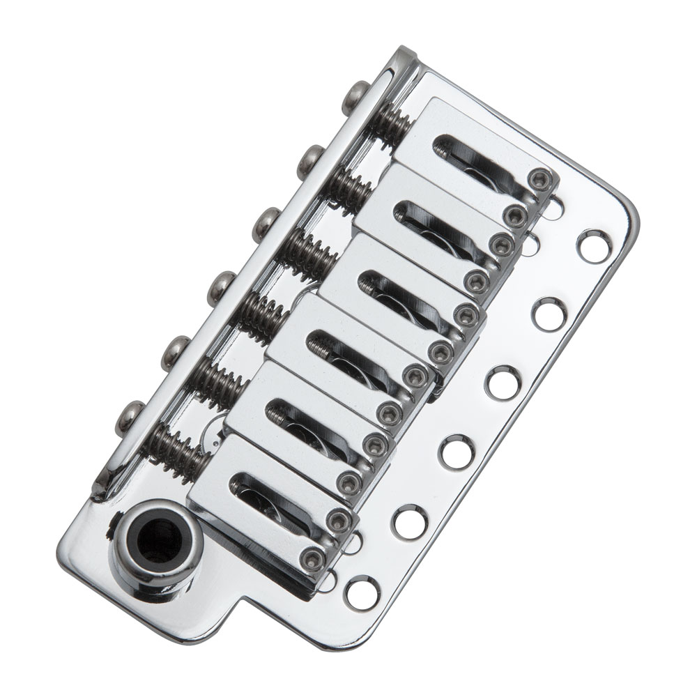Gotoh NS510TS-FE2 Tremolo System Vintage Narrow Spacing with Steel Block (Chrome)