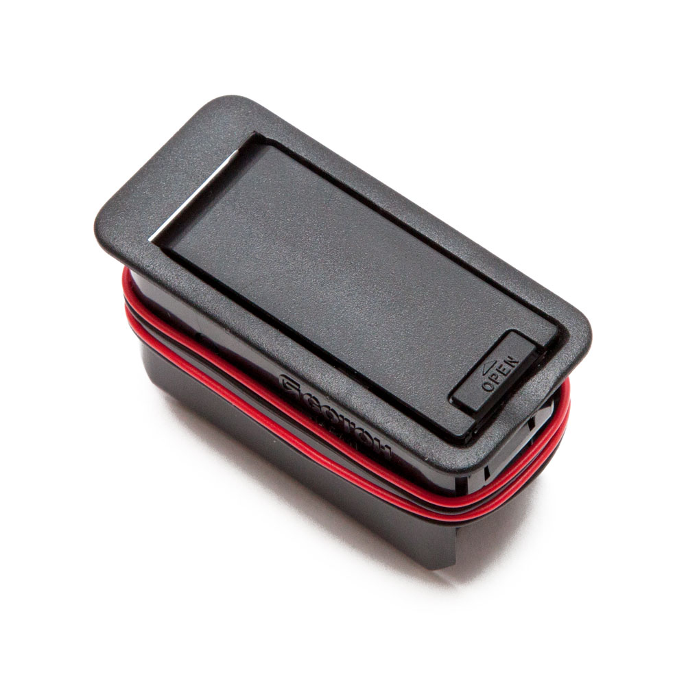 Gotoh BB-02 Single Battery Box 9V with Screws