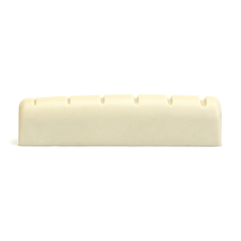 Graph Tech TUSQ XL Gibson Acoustic Style Slotted Nut (White)