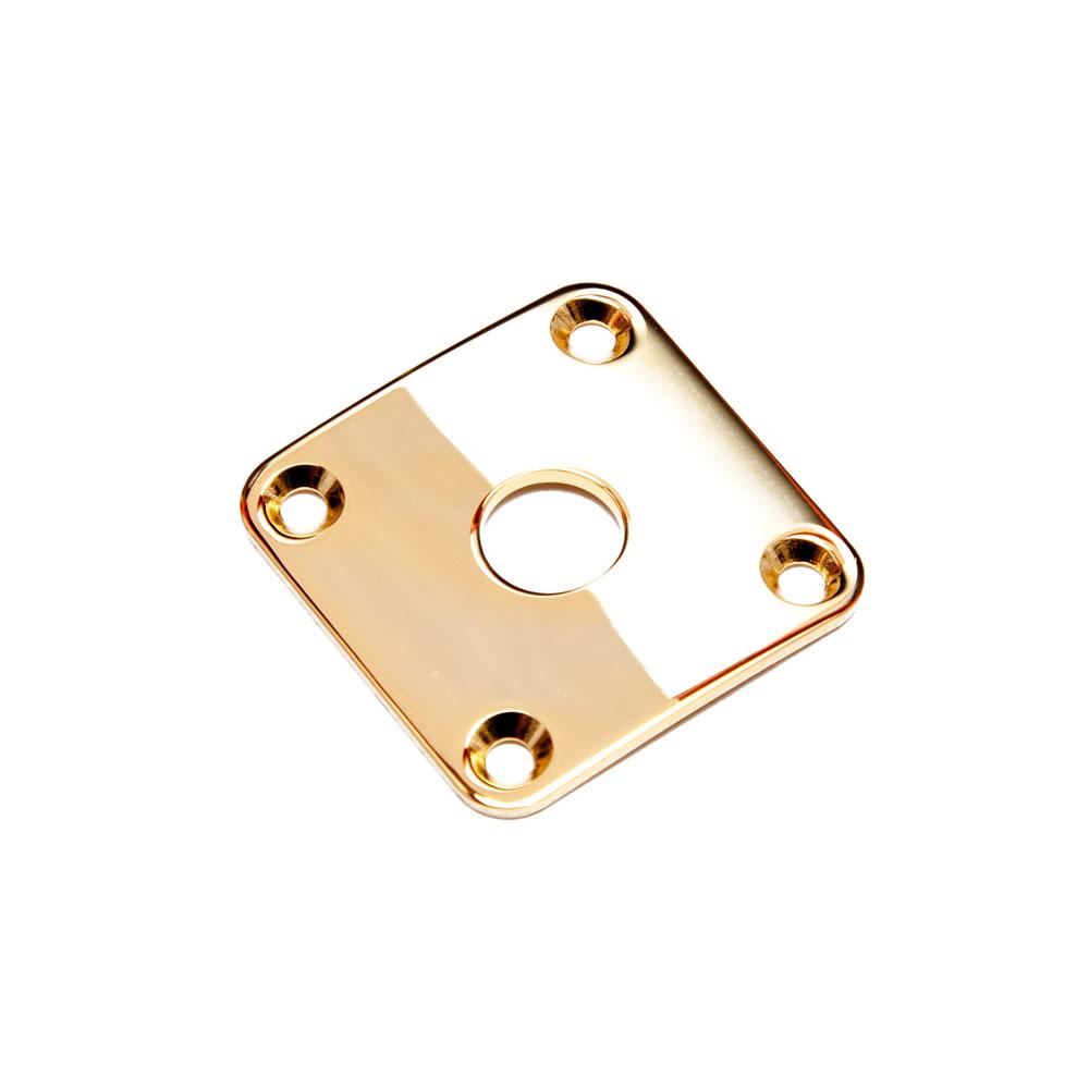 Gotoh JCB-4 Les Paul Jack Plate (Gold)