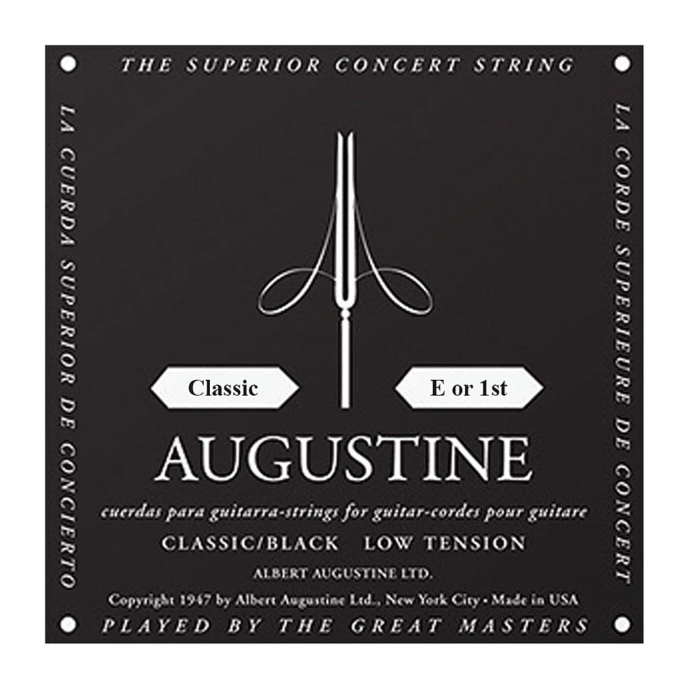 Augustine Classic Regular Tension Single Treble Strings (1st/High e String)