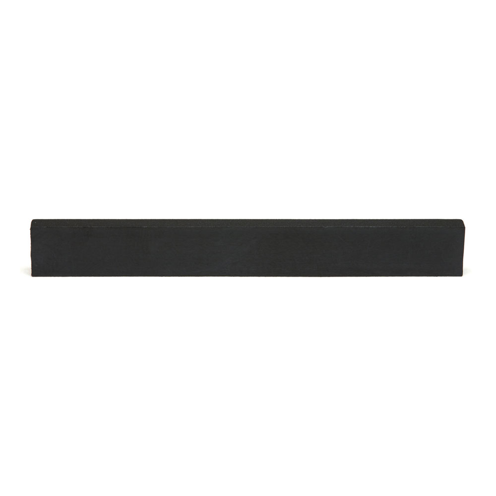 "Graph Tech TUSQ XL 1/8"" Nut Blank Slab (Black)"