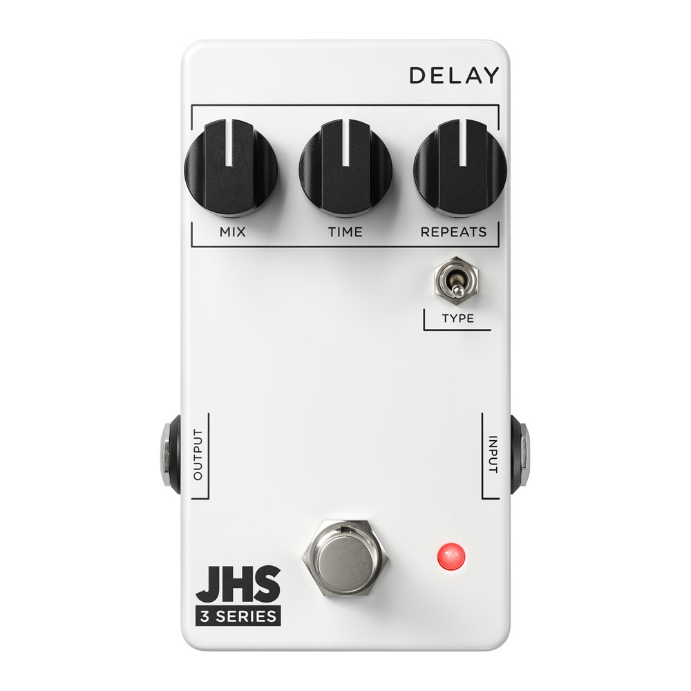 JHS Pedals 3 Series Delay Pedal