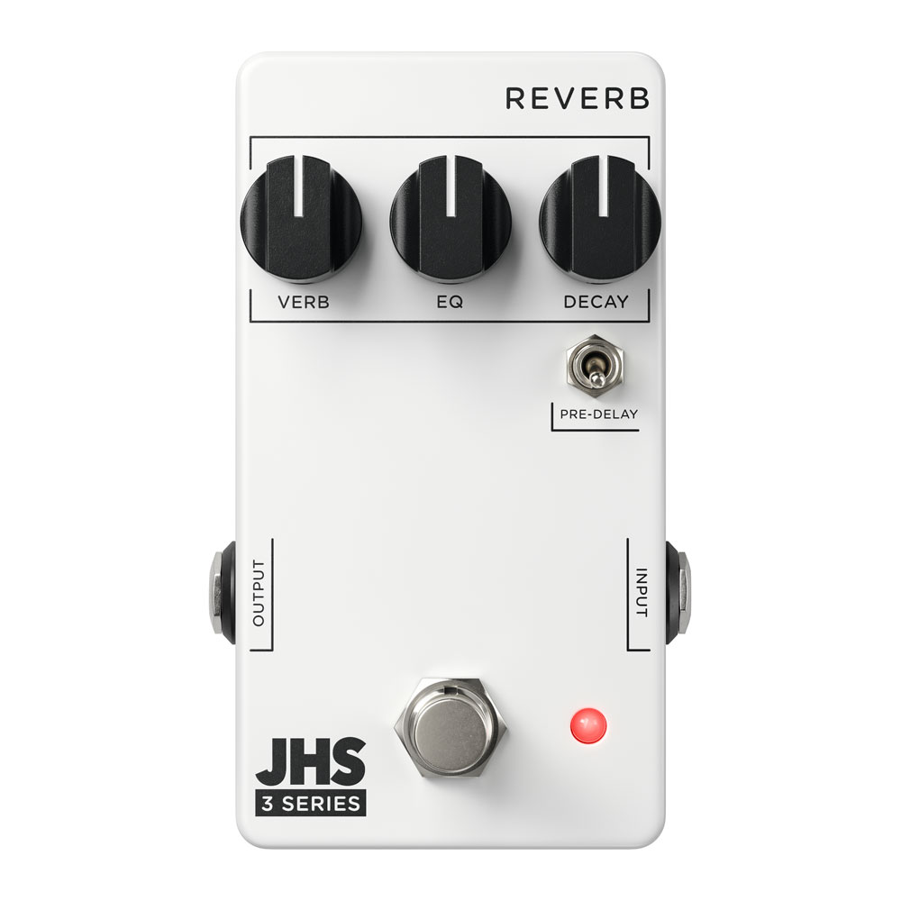 JHS Pedals 3 Series Reverb Pedal