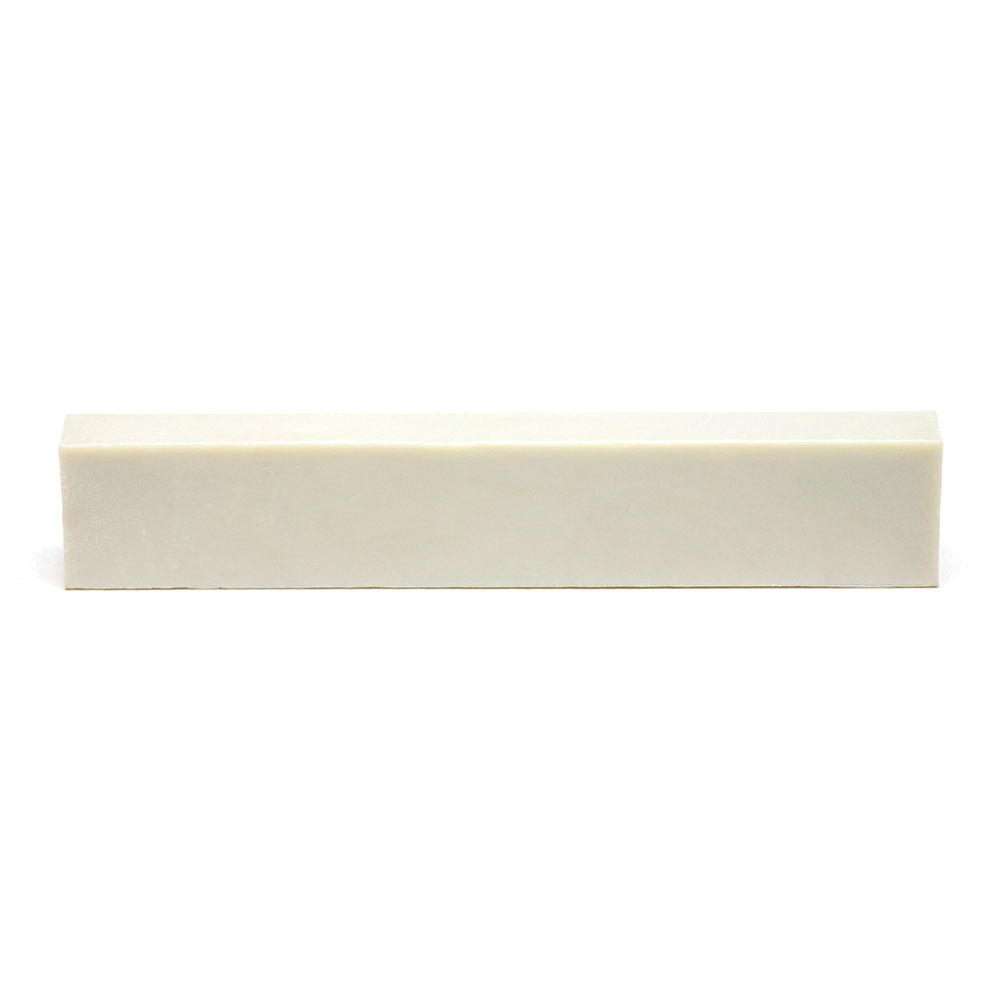 "Graph Tech TUSQ 1/4"" Nut Blank Slab (White)"