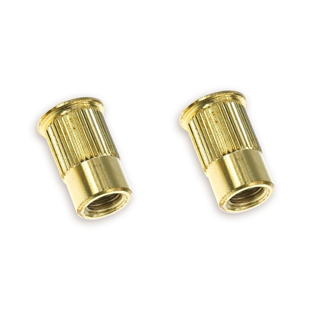 Faber TPI-MN Steel Metric Anchors/Bushings (Gold)
