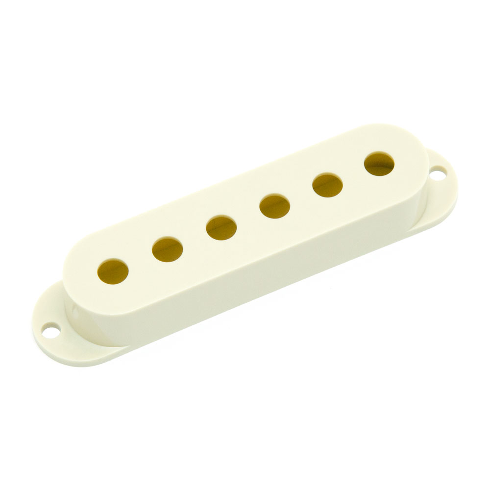 Hosco Single Coil Pickup Cover 52.5 mm Spacing (Mint)