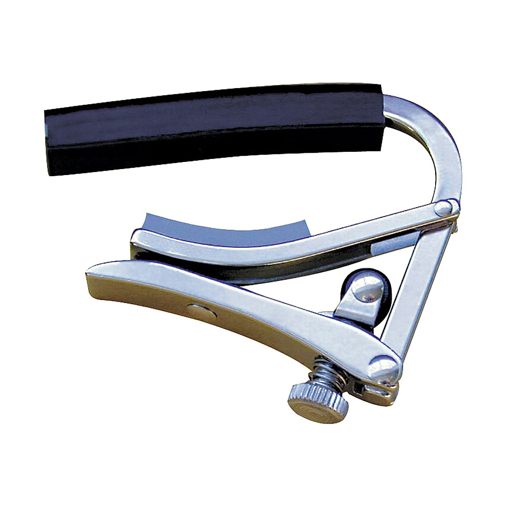 Shubb S1 Stainless Steel Deluxe Acoustic & Electric Guitar Capo