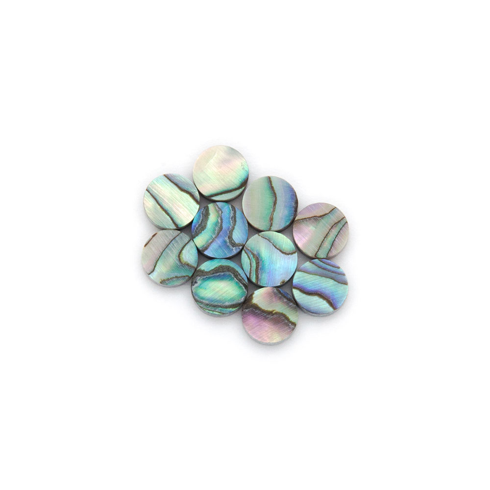 Hosco Abalone Dots Shell Guitar Inlay (6 mm)