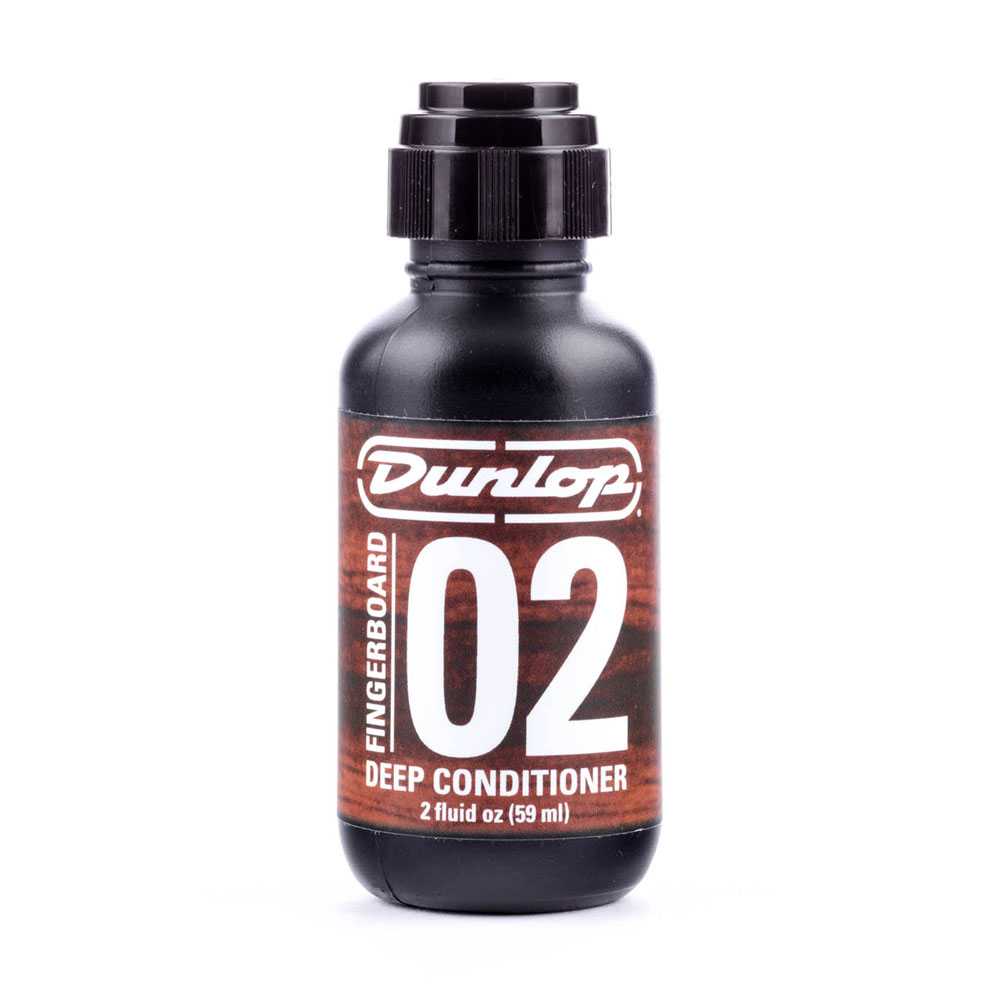 Jim Dunlop Fingerboard Conditioner 2 Oz Bottle