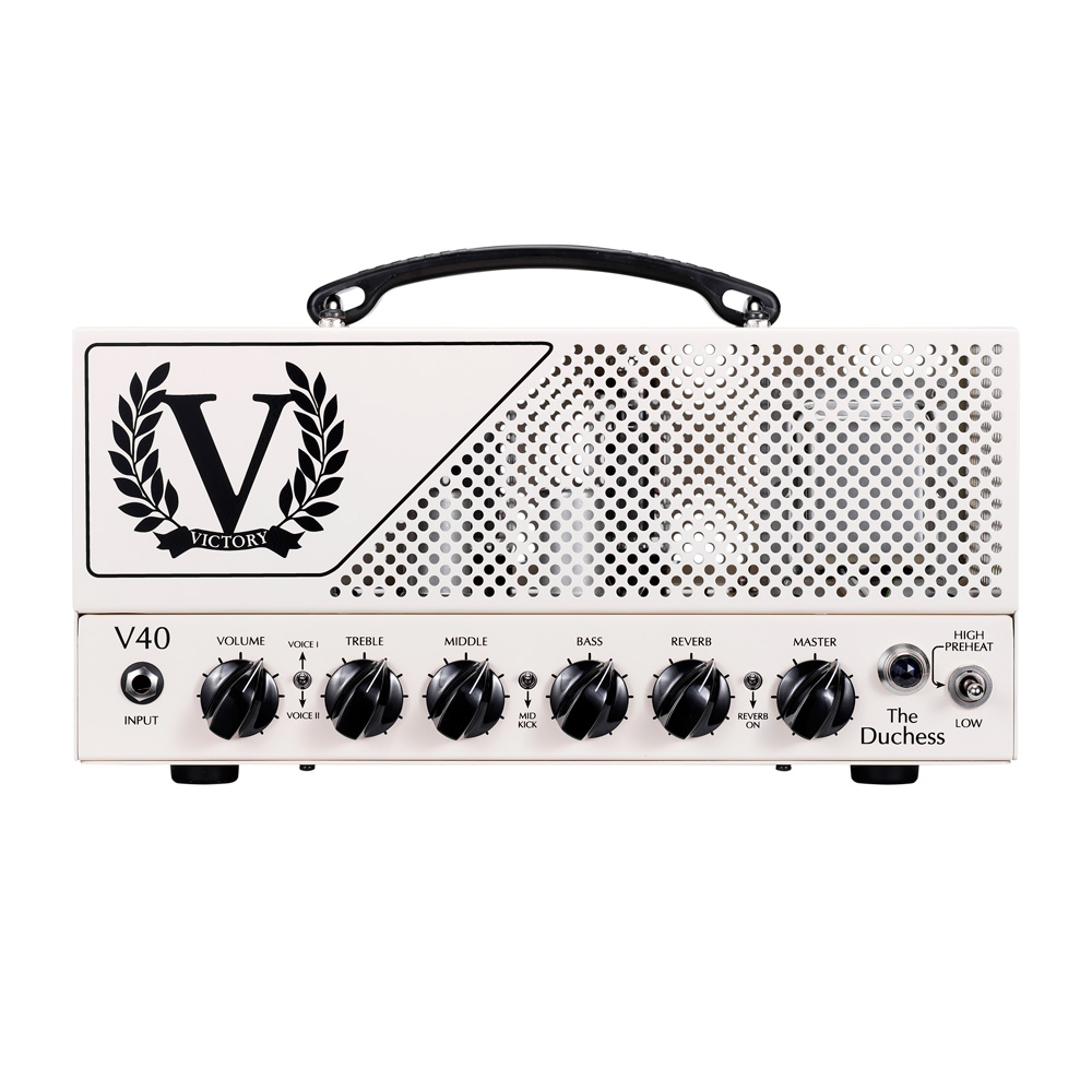 Victory Amplification V40 The Duchess Head