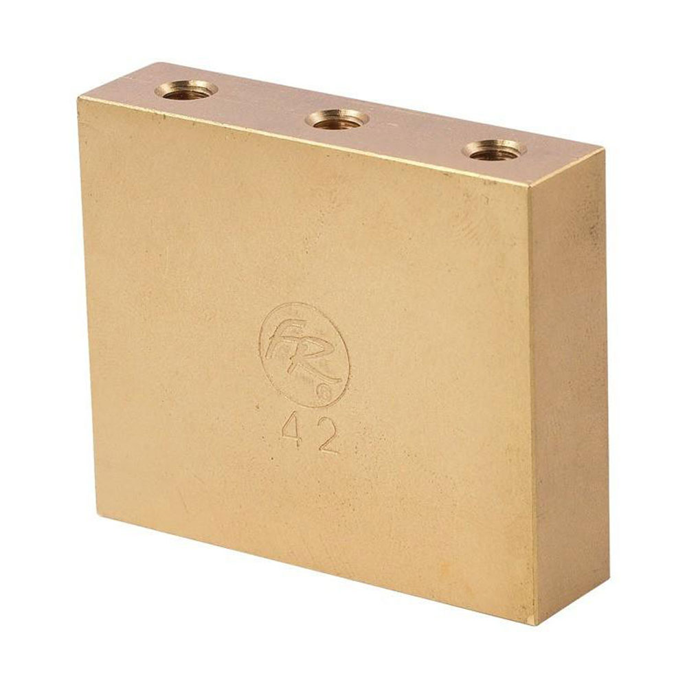 Floyd Rose Fat Brass Tremolo Sustain Block (42 mm)
