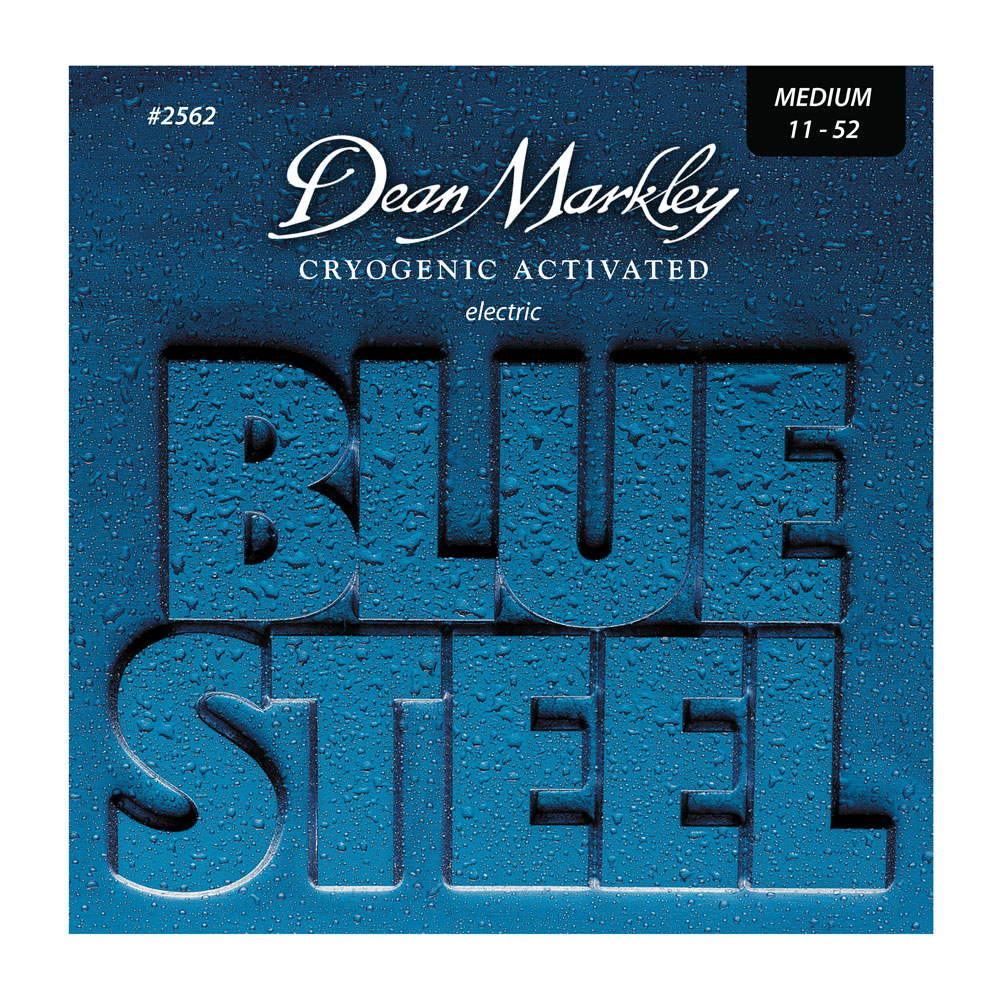 Dean Markley Blue Steel Electric Guitar Strings (.011 - .052)