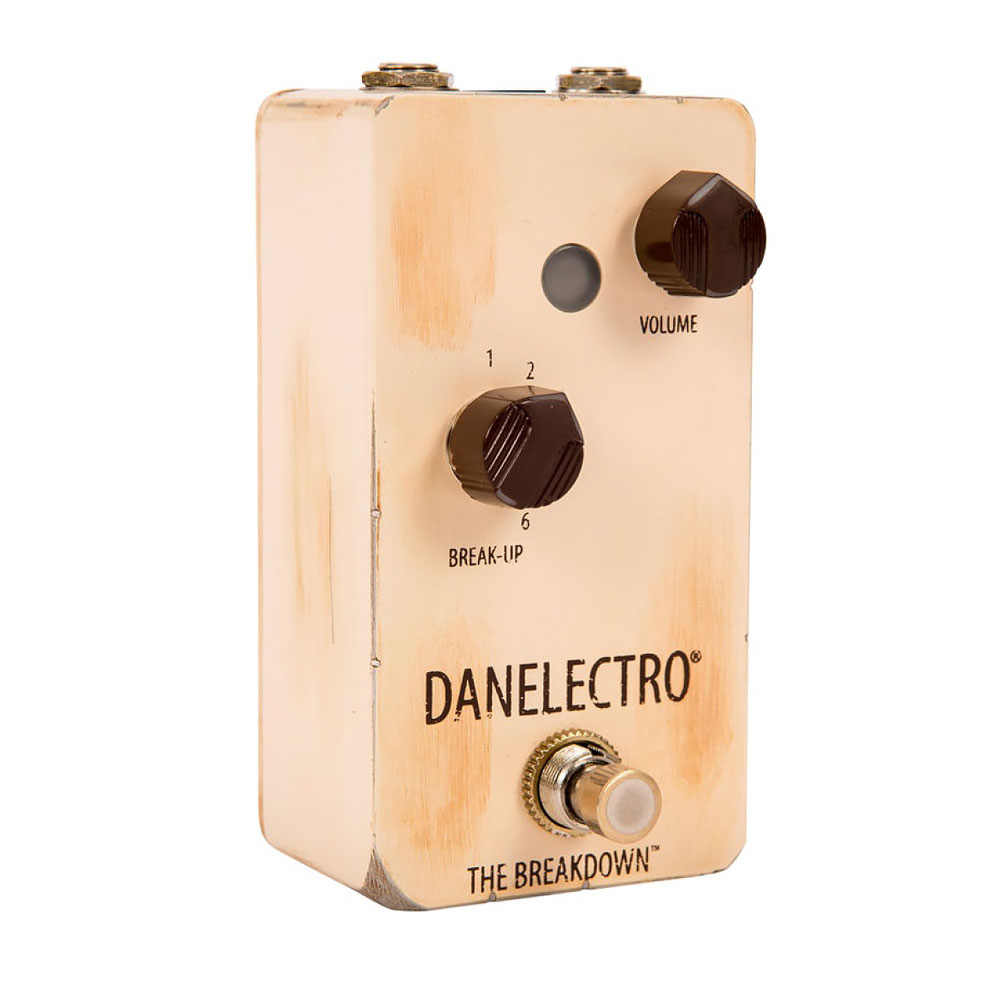 Danelectro The Breakdown Overdrive/Boost Pedal