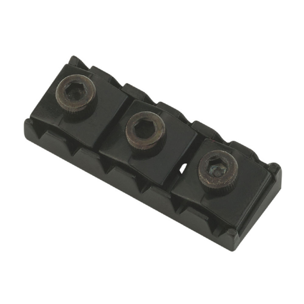 Floyd Rose Original Tremolo Locking Nut (R4 Nut, Black)