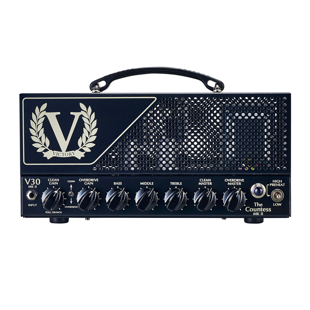 Victory Amplification V30 The Countess MKII Head