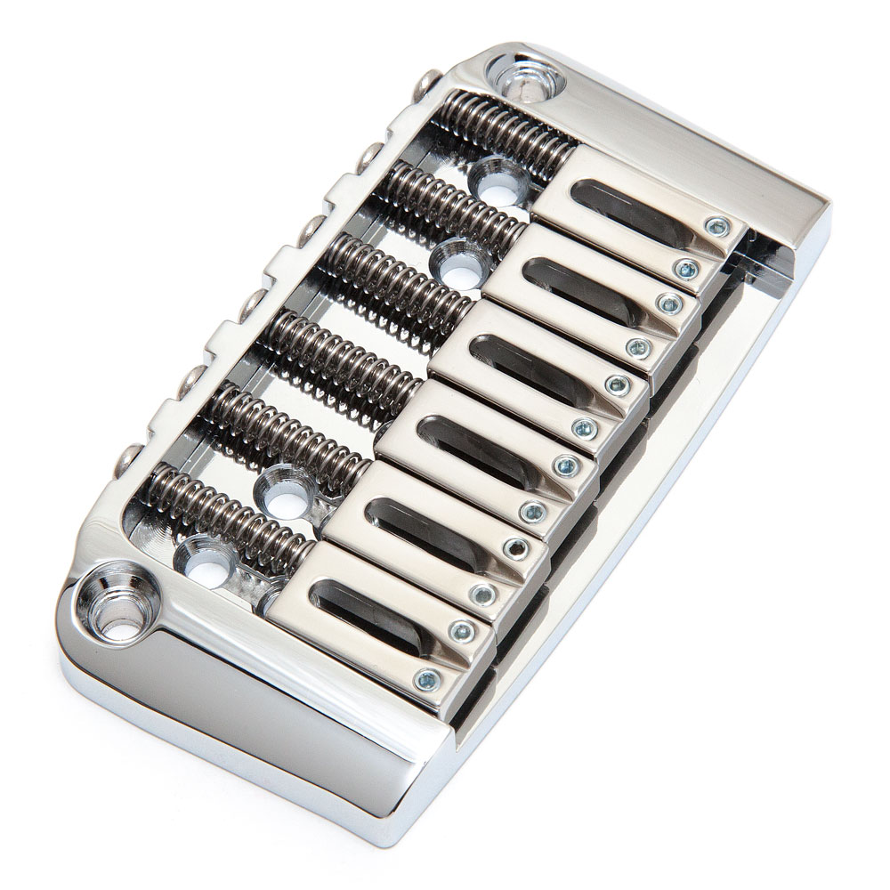 Hipshot Ibby HM Bridge to fit Ibanez Gibraltar (Chrome)