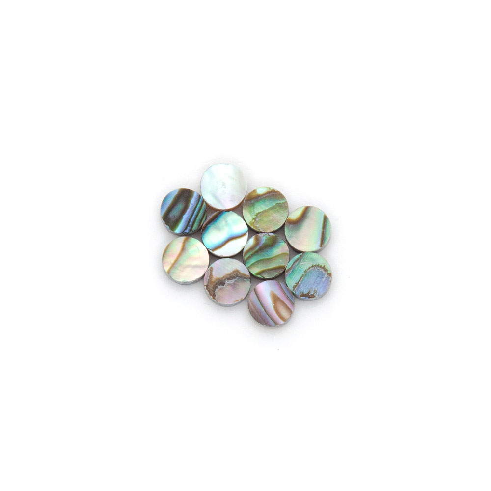 Hosco Abalone Dots Shell Guitar Inlay (5 mm)
