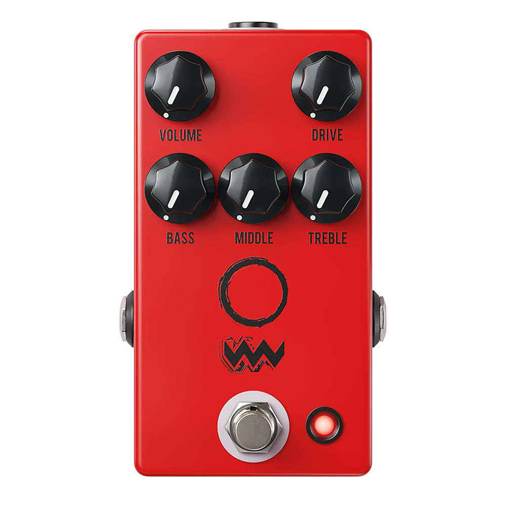 JHS Pedals Angry Charlie V3 Overdrive / Distortion Pedal