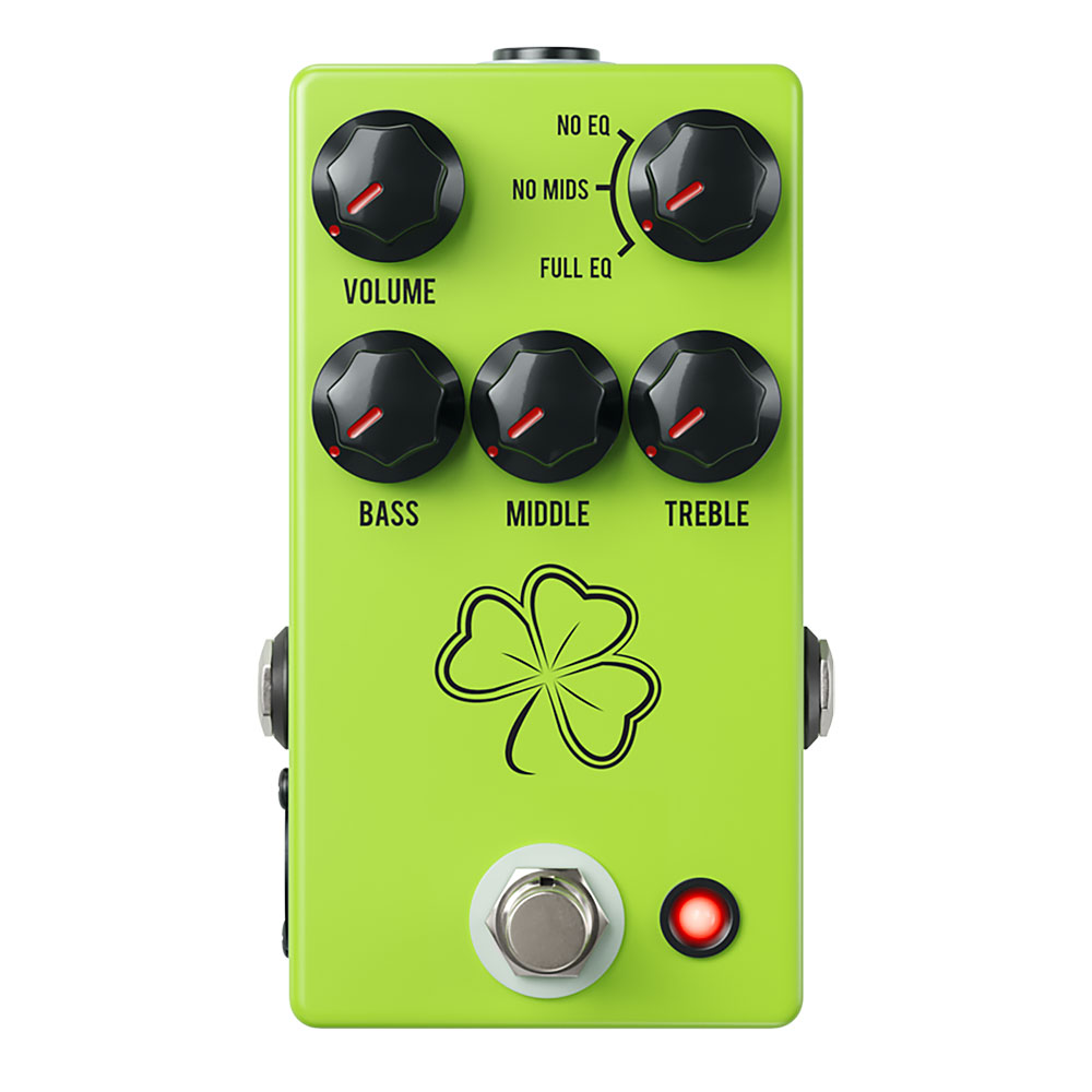 JHS Pedals Clover Preamp Pedal