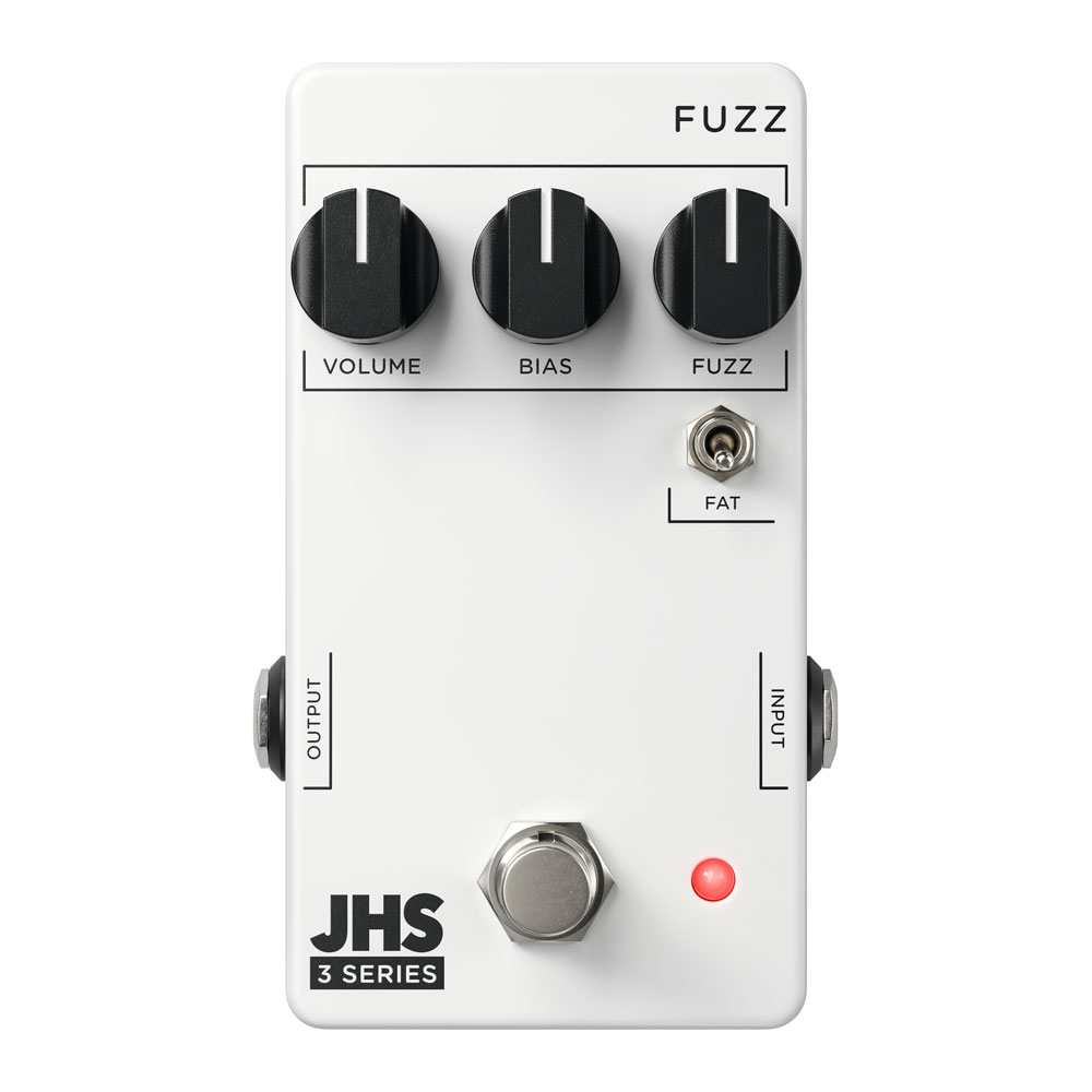 JHS Pedals 3 Series Fuzz Pedal