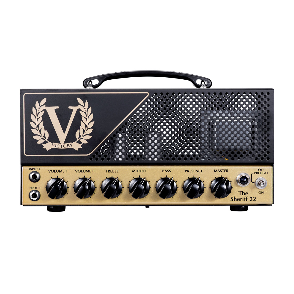 Victory Amplification Sheriff 22 Head