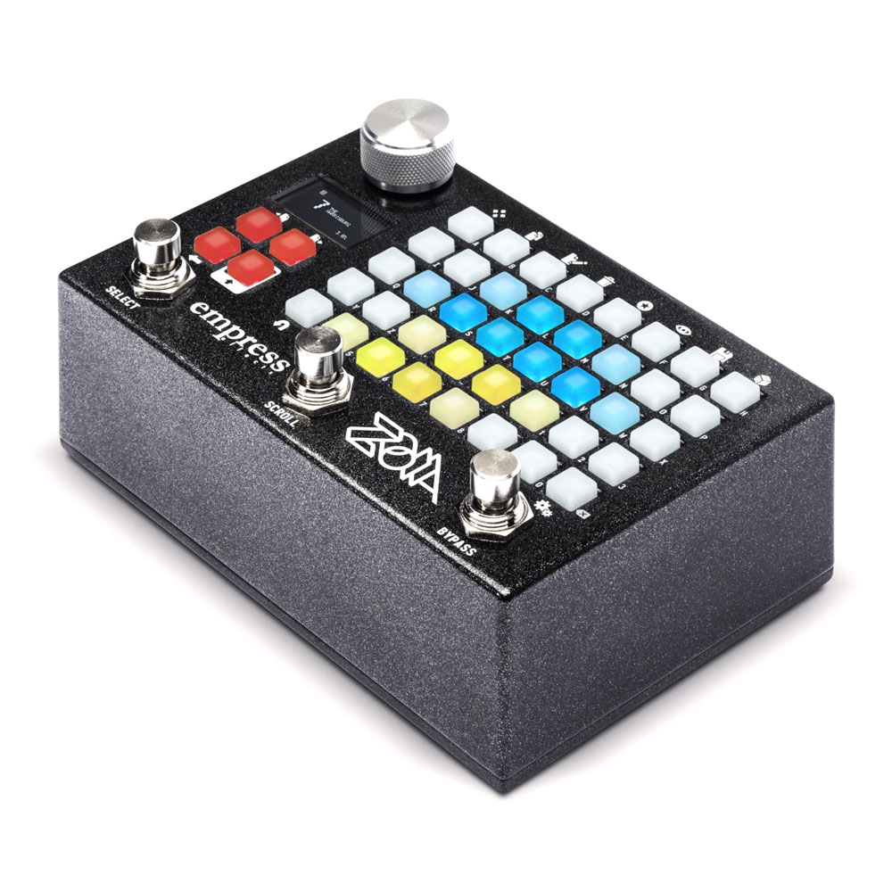 Empress Effects Zoia Modular Synth Pedal