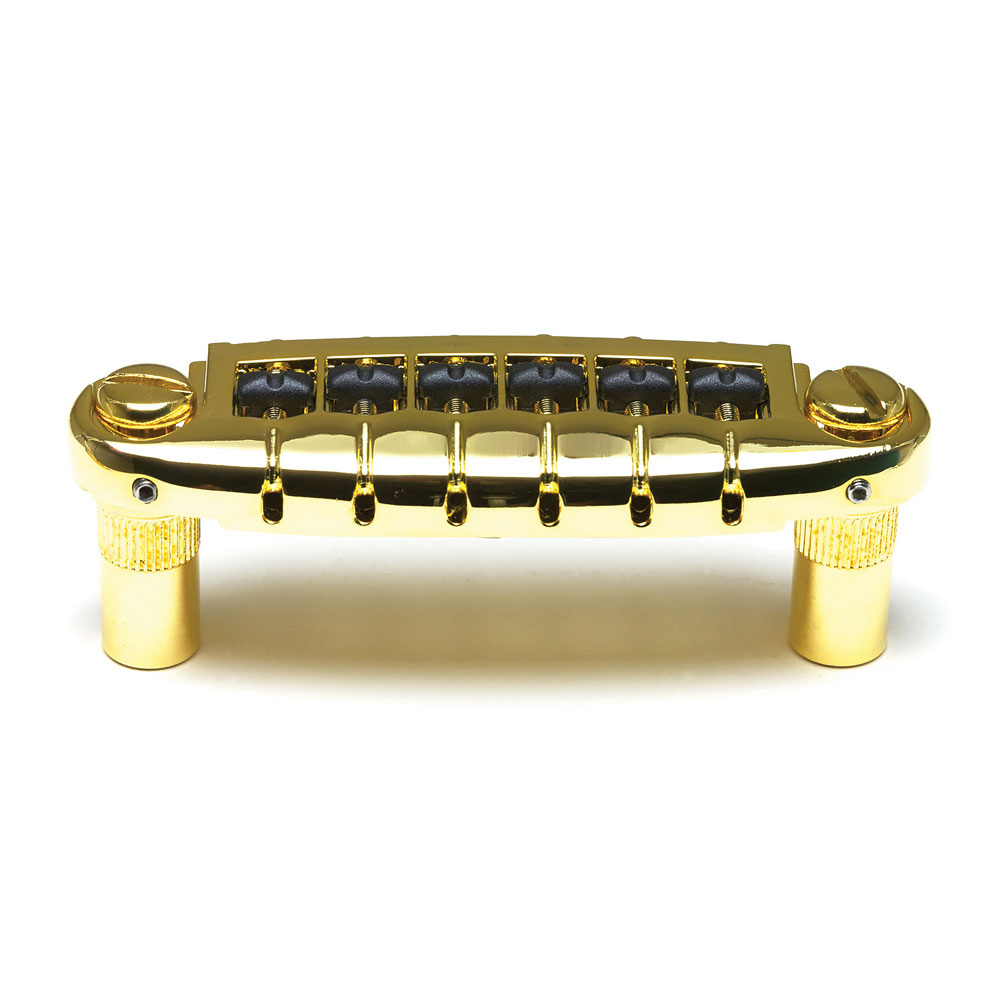 Graph Tech Resomax Wraparound Bridge (Gold)