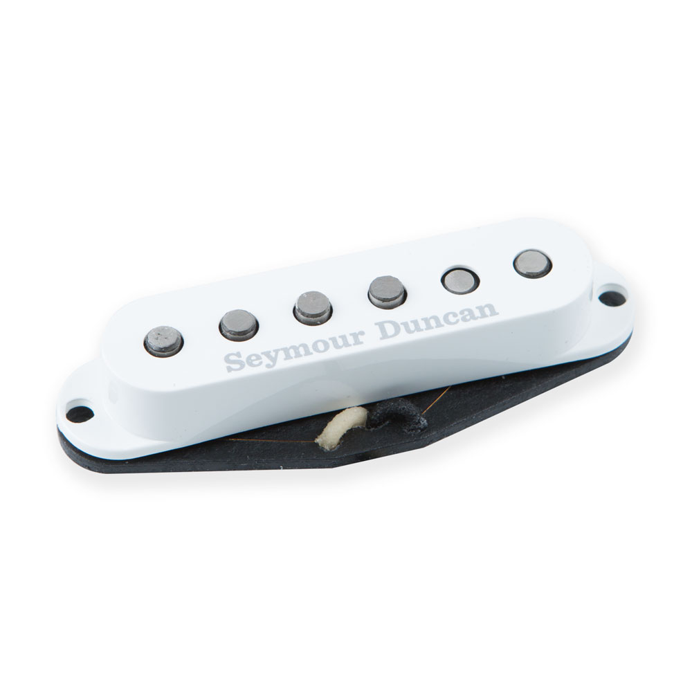 Seymour Duncan SSL-1 Vintage Staggered Strat Single Coil Pickup (White)
