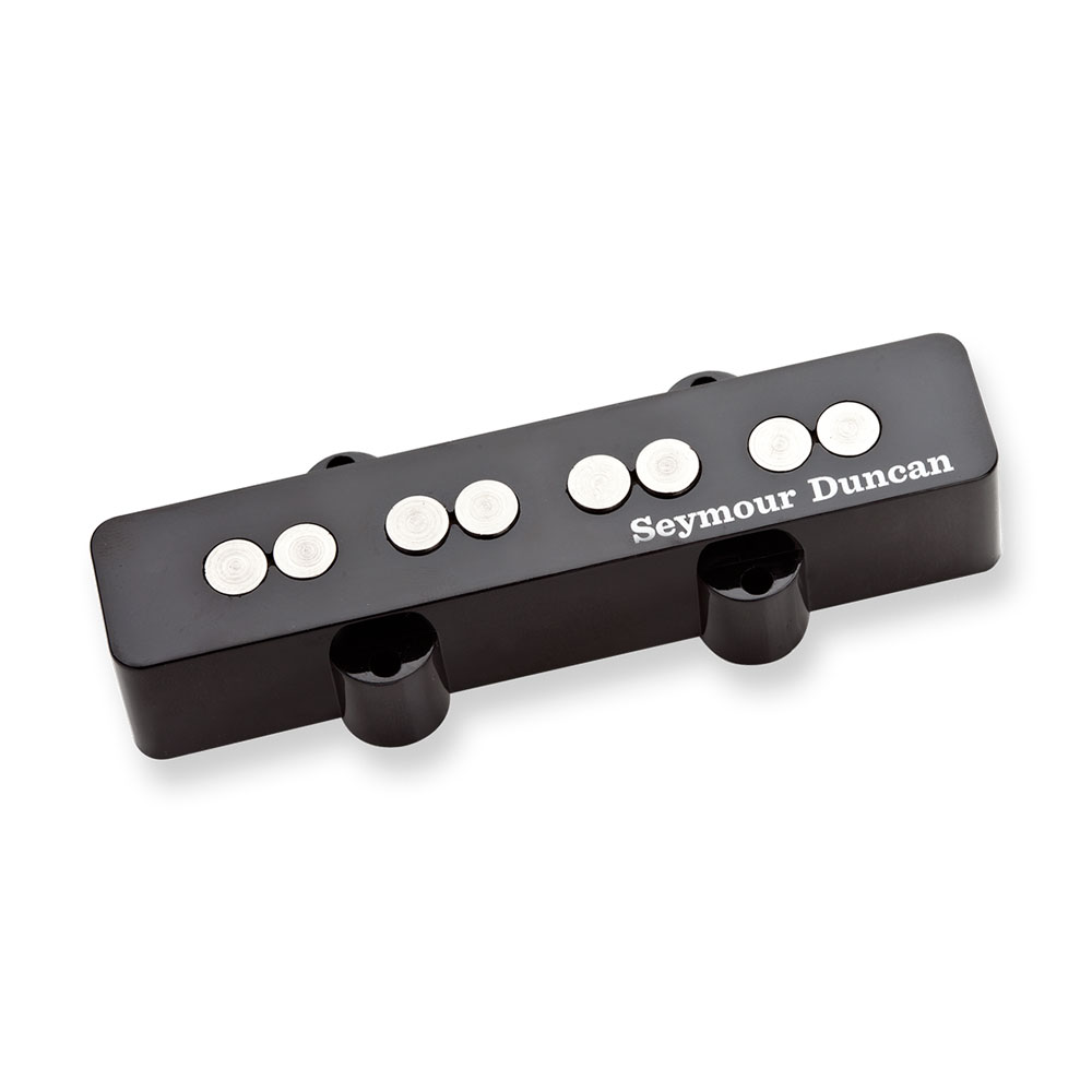 Seymour Duncan SJB-3b Quarter Pound Jazz Bass Bridge Pickup (Black)