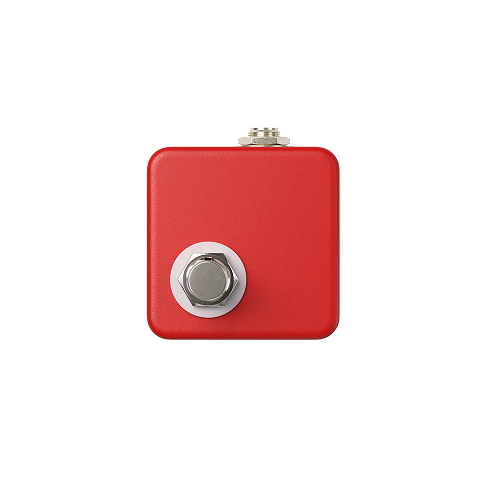 JHS Pedals Red Remote Pedal Footswitch