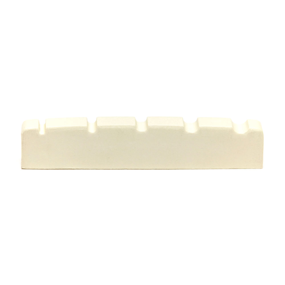 Graph Tech TUSQ 45 mm 5 String Bass Slotted Nut (White)