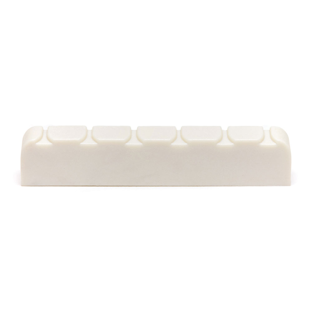 Graph Tech TUSQ Classical Slotted Nut (White)