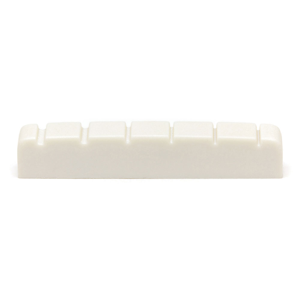 Graph Tech TUSQ Jumbo Slotted Nut Left Handed (White)