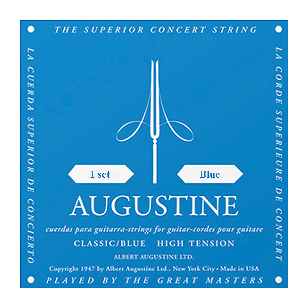 Augustine Blue Label Classic Classical Guitar Strings