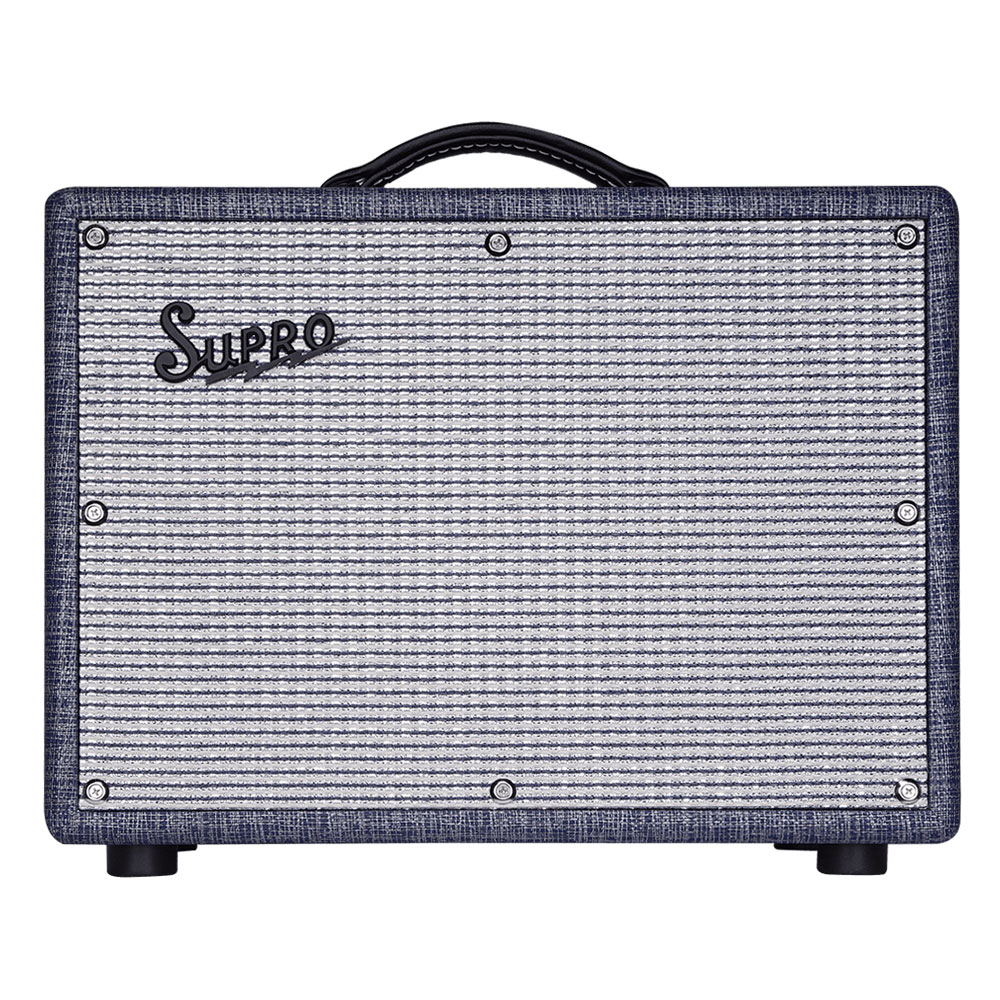 Supro 1970RK Keeley Custom 1x10 Combo Amplifier