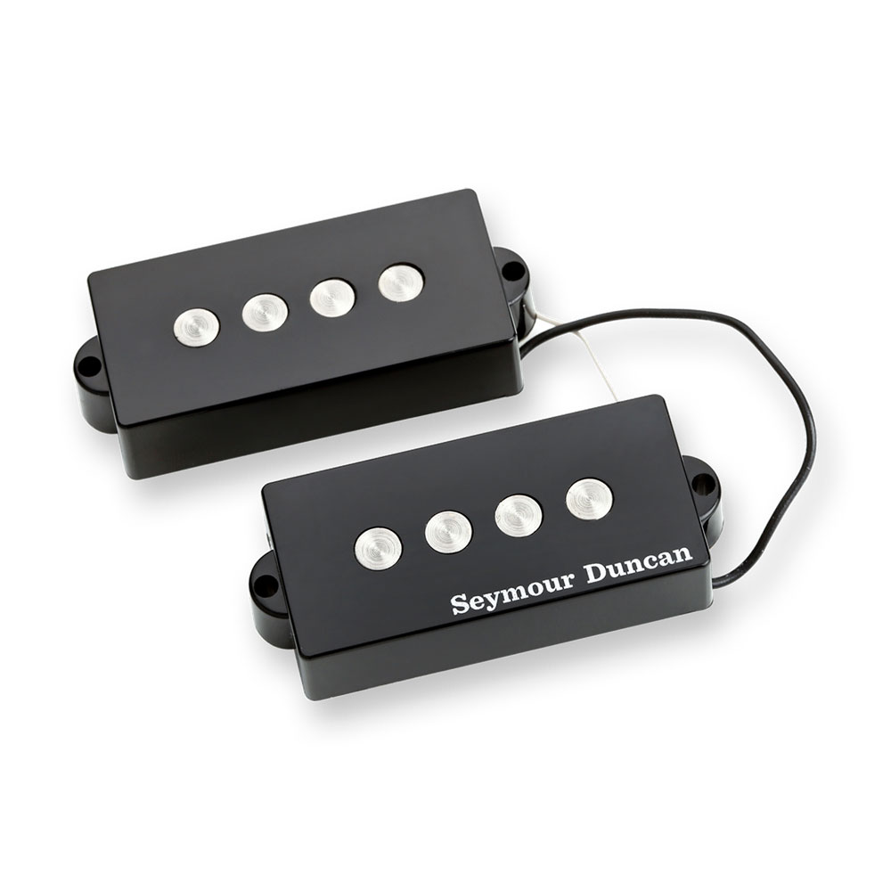 Seymour Duncan SPB-3 Quarter Pound P Bass Pickup (Black)