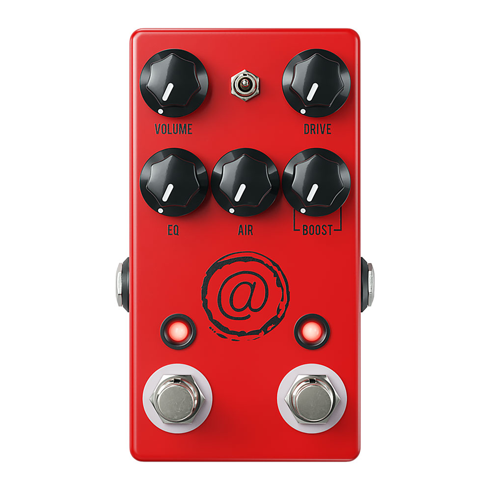 JHS Pedals The AT+ Andy Timmons Signature Overdrive Pedal