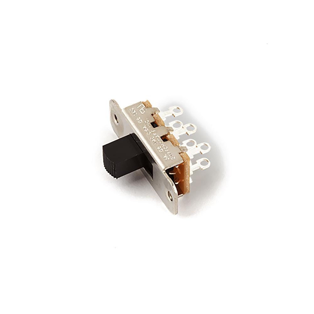 Fender Switchcraft Jaguar/Jazzmaster DPDT Slide Switch