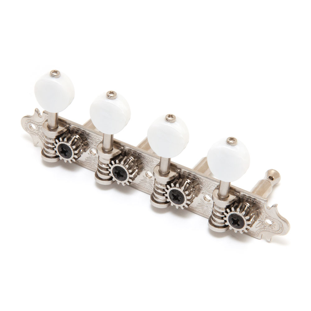 Gotoh MA40 A Style Mandolin Tuners (Nickel, MP)