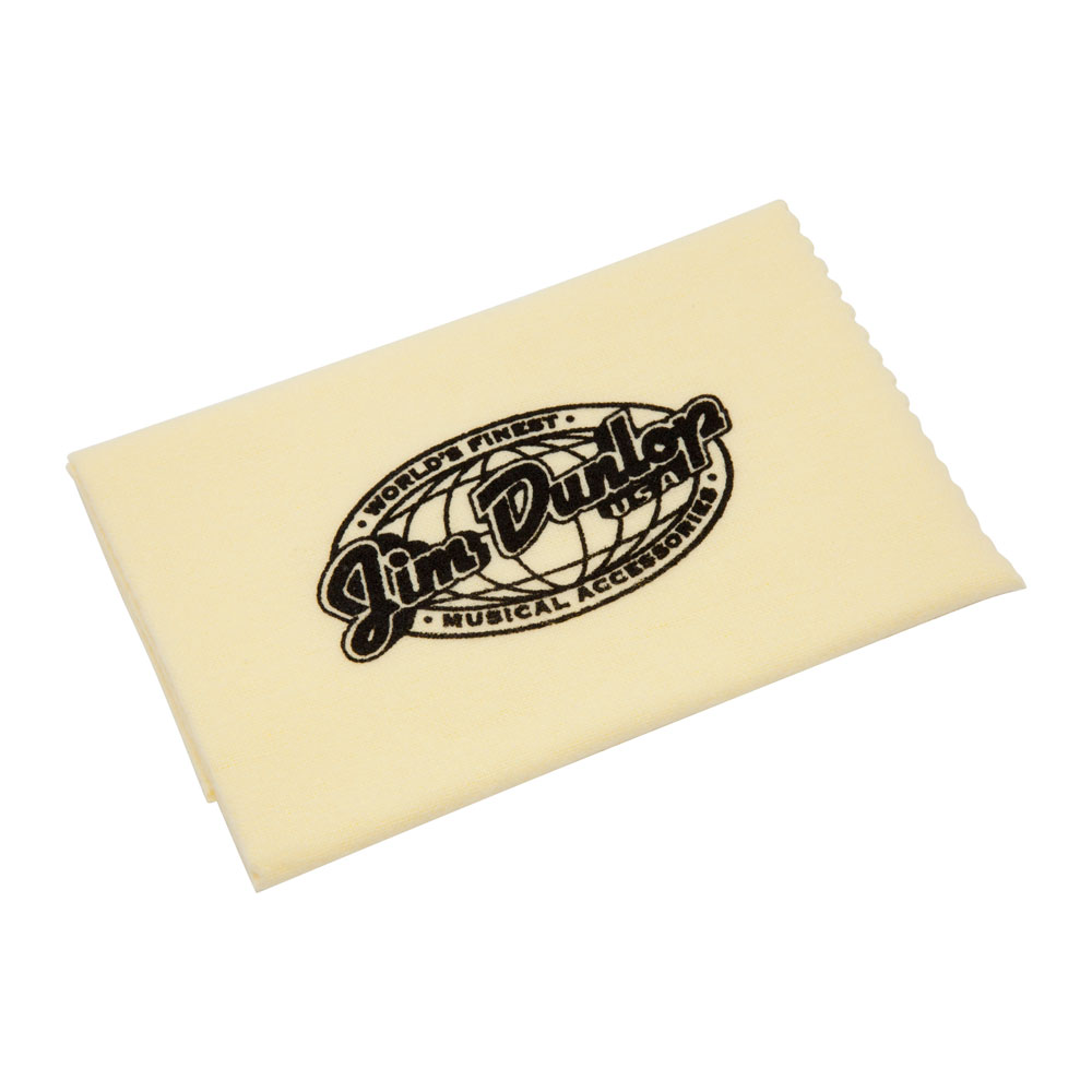 Jim Dunlop Guitar Polish Cloth