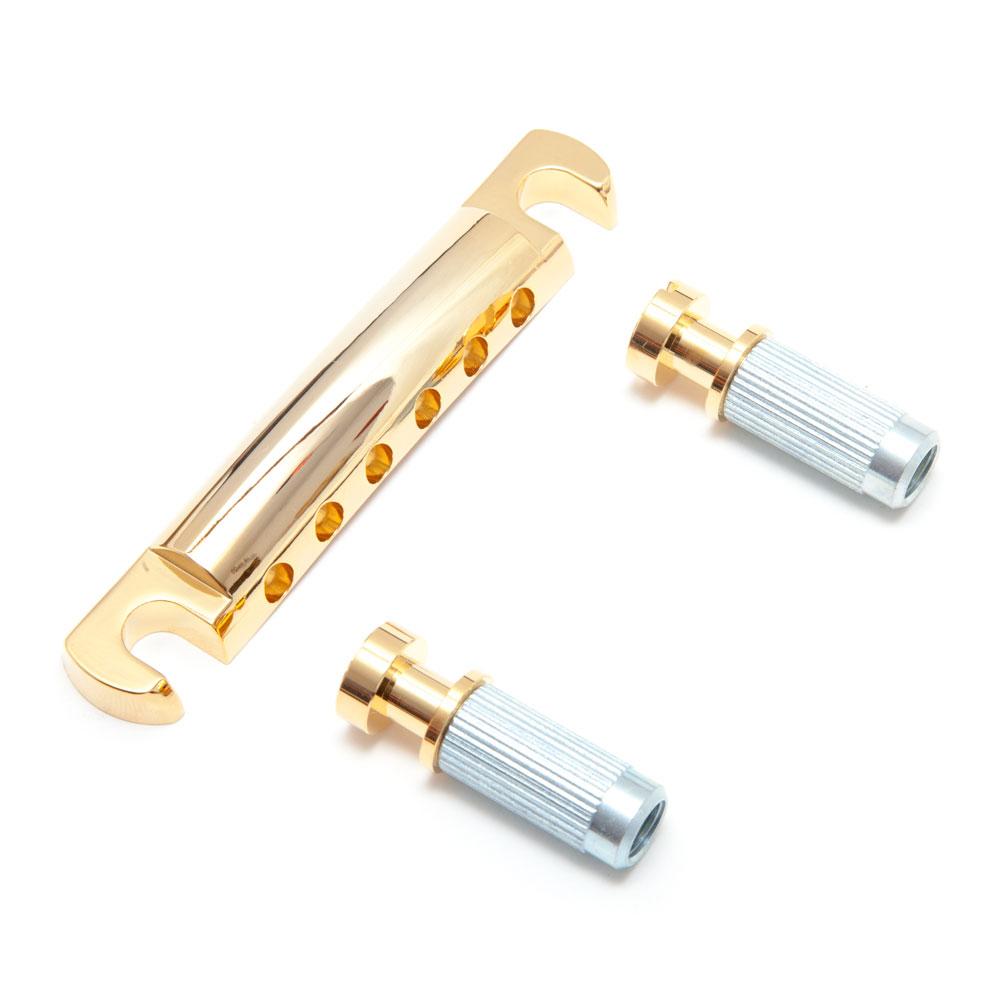 Gotoh GE101A Aluminium Tailpiece (Gold)