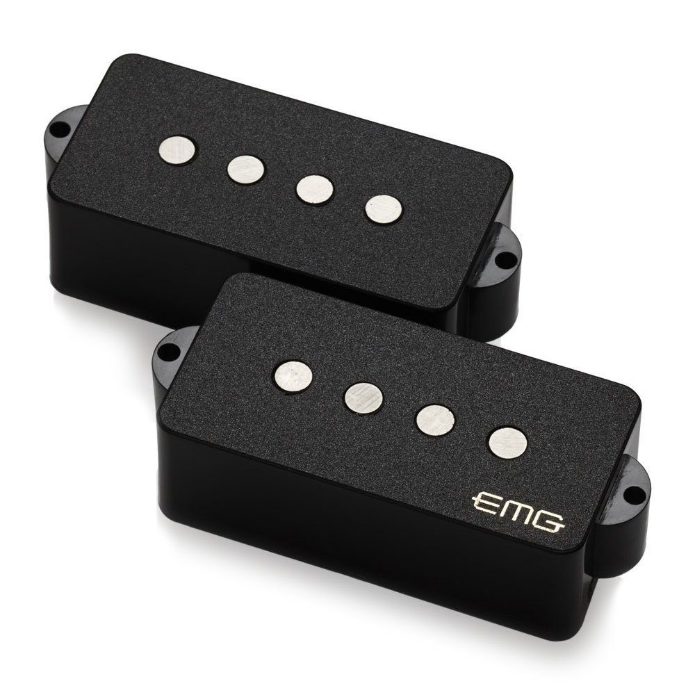 EMG GZR P Geezer Butler Bass Pickup Set (Black)