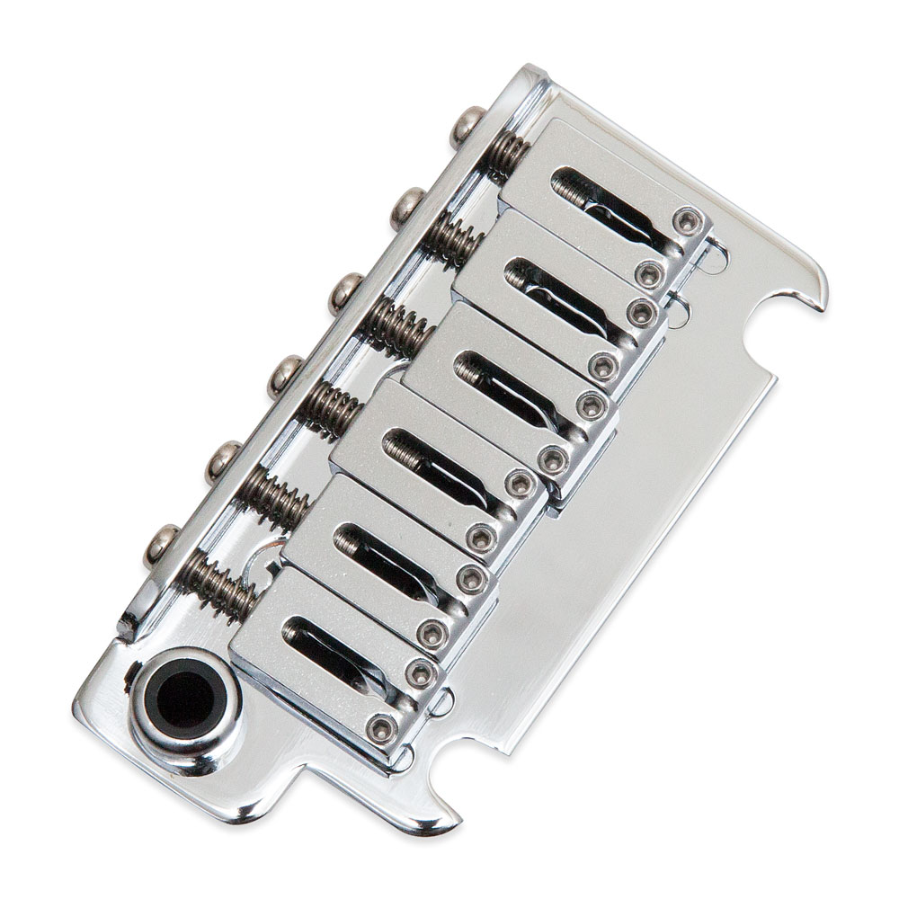 Gotoh 510TS-FE1 Tremolo System with Steel Block (Chrome)