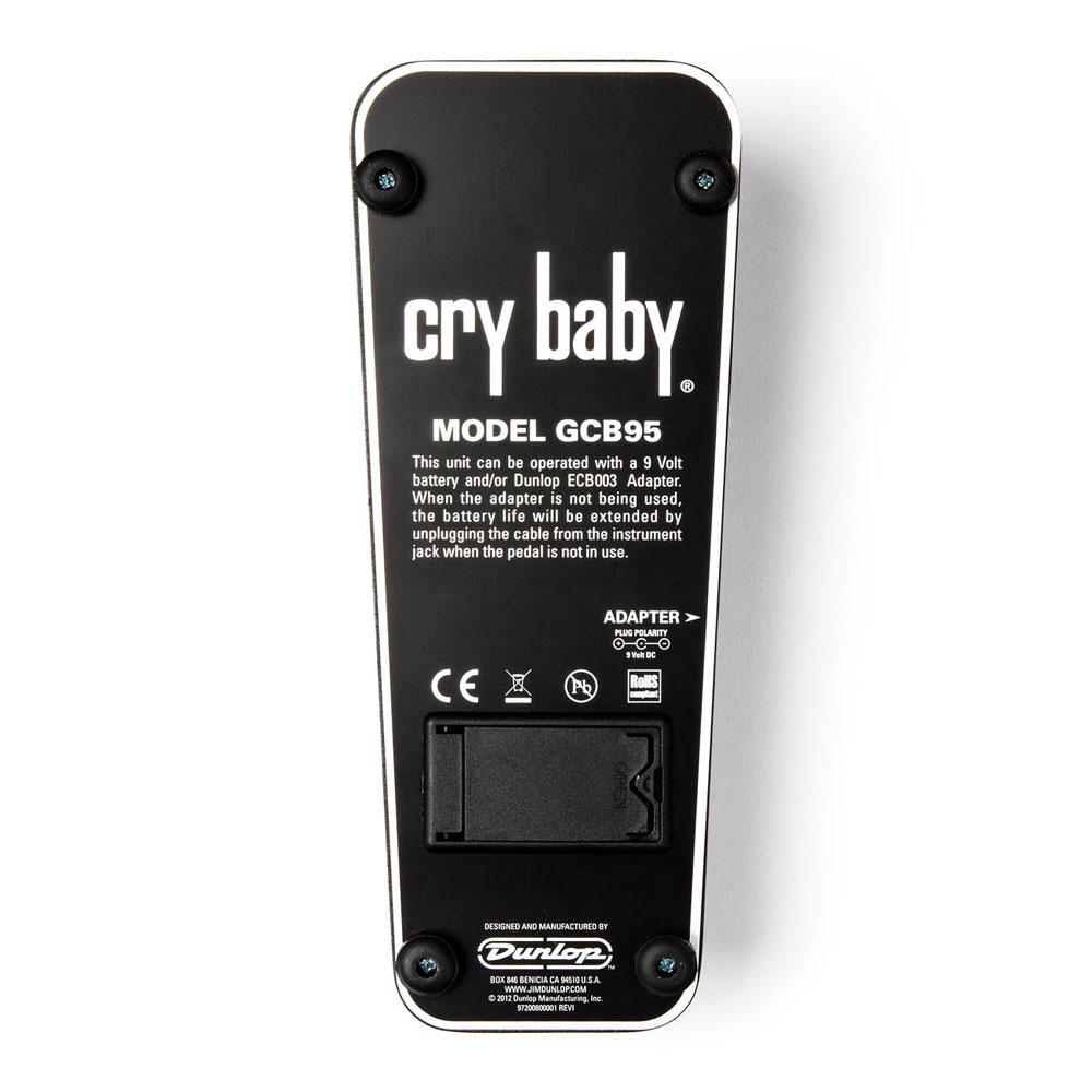 Jim Dunlop Original Cry Baby Wah Pedal